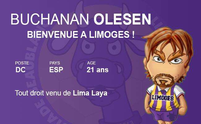 SB Limoges : le GRAND club de province Olesen